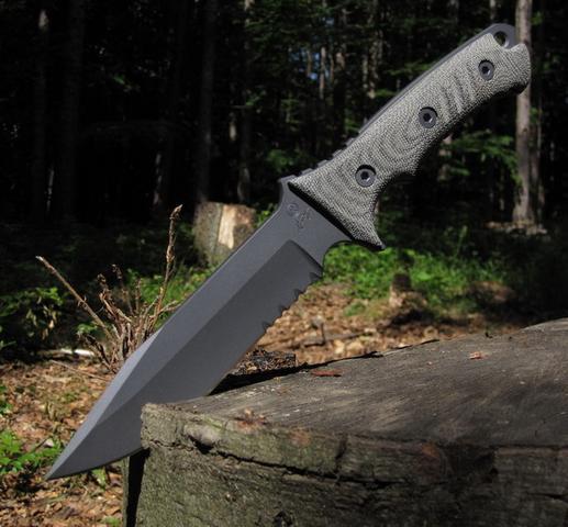 Das Messer - (Messer, 12cm)