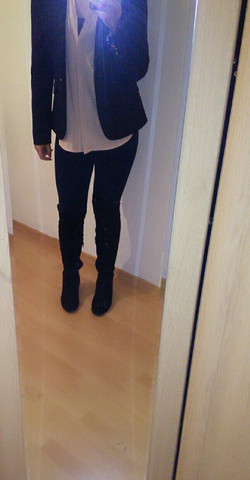 Otf - (Date, Outfit, overknees)