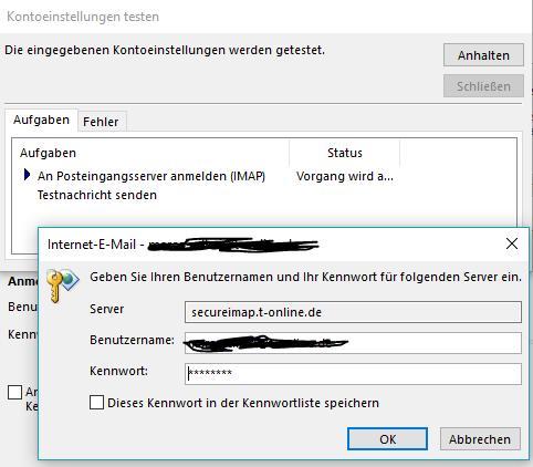 Das Anmeldefenster ploppt immer wieder auf... - (Windows, Server, Microsoft)