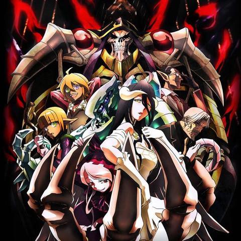 Overlord Ainz-sama und die Dienerschaft - (Anime, overlord)
