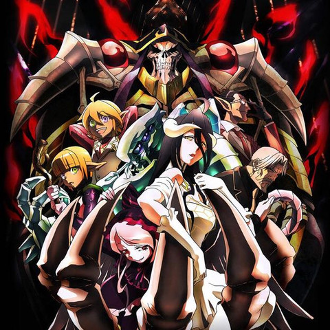 Animes Wie Overlord