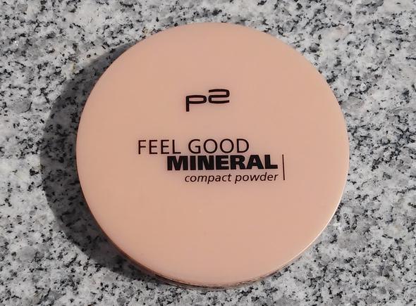 Dies ist das Puder, das ich bisher immer benutzt habe - (Kosmetik, Make-Up, p2)