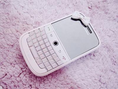 Mit Schleife ♥ - (Blackberry, Paar fragen)