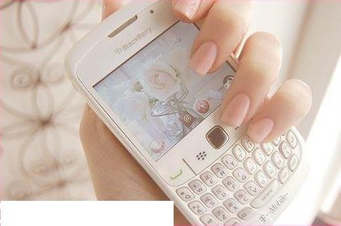 In Weiß ♥ - (Blackberry, Paar fragen)