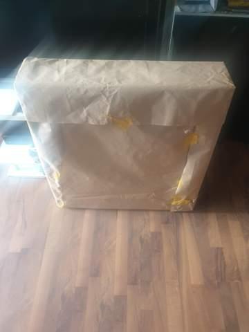 Wie werden solche Pakete bei UPS bei der Versandgröße zugeordnet?