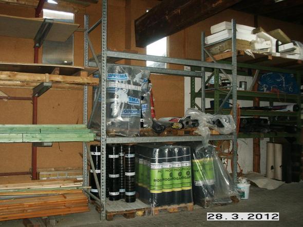 Gesamtansicht - (Profil, Hersteller, Lagerung)