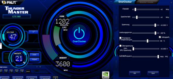thundermaster - (Gaming, Grafikkarte, Prozessor)