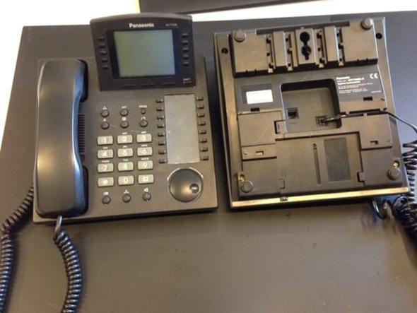 edf - (Telefon, Fritz Box, Panasonic)