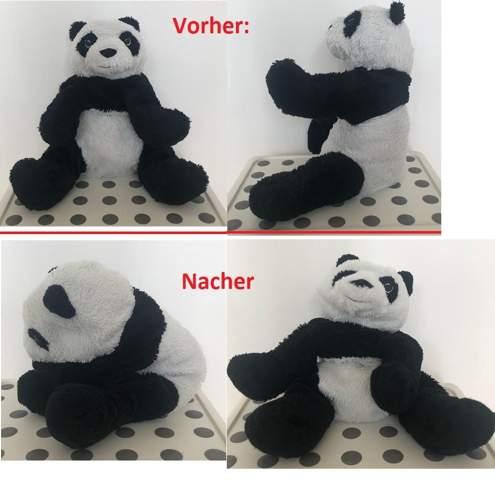 Panda zu platt?