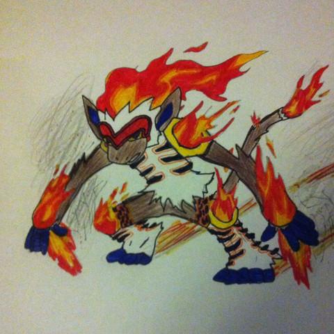 Hier mein kunstwerk - (Pokemon, Nintendo, Entwicklung)