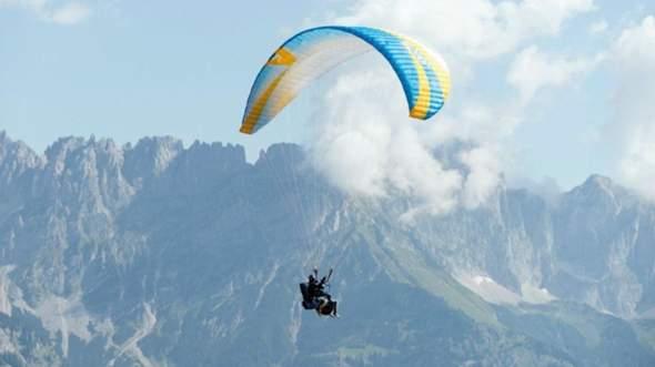 Paragliden trotz Höhenangst?