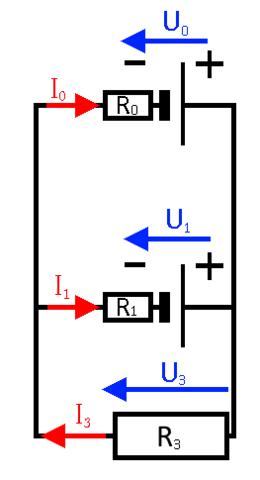 Schaltbild - (Elektronik, Strom, Elektrotechnik)