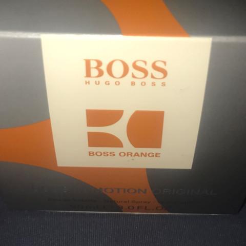 Bottled original erkennen boss Parfum &