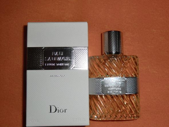 EAU SAUVAGE (Dior) - neu  - (Beziehung, Frauen, Männer)