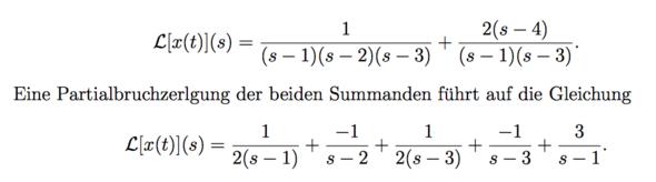 - (Mathe, Mathematik, Studium)