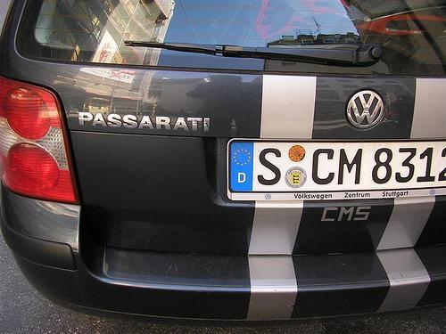 Passarati - (Auto, Tuning, VW)