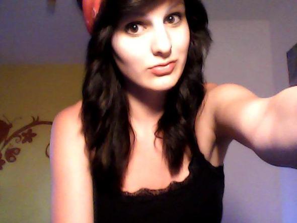 meine jetzige haarfarbe - (Haare, Haarfarbe)