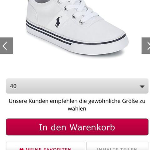 Das sind die Schuhe  - (Kinder, Schuhe, Damen)