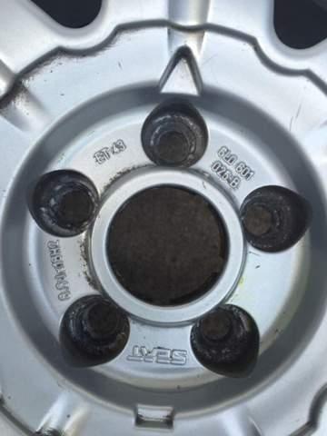 Passen diese Felgen auf meinen Seat Ibiza 4 6J 1.6 TDI?