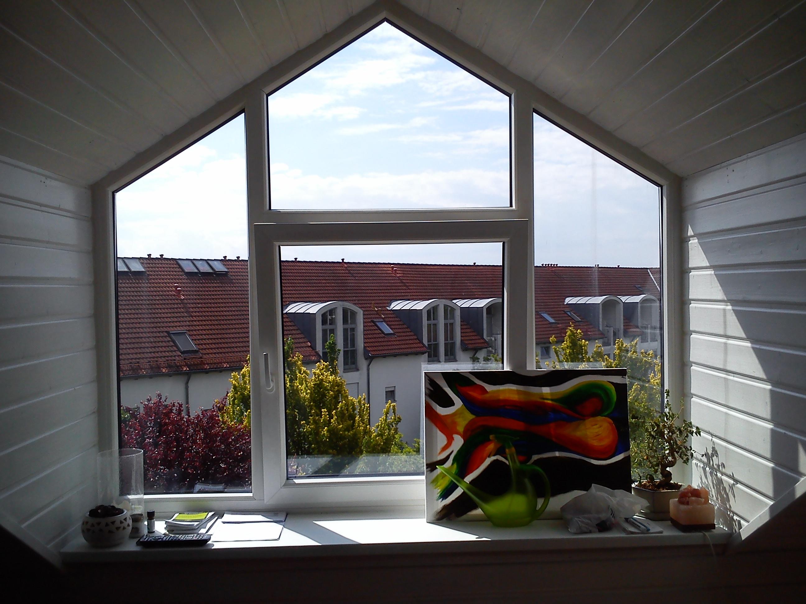 fenster dachschrage vorhang interior design und m bel ideen. Black Bedroom Furniture Sets. Home Design Ideas