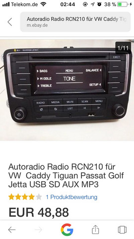 Passt der Auto Radio? (Technik, Technologie, Auto und Motorrad)