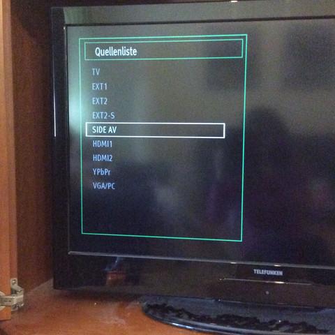 Bfbfbfnnf - (Fernseher, Wii)