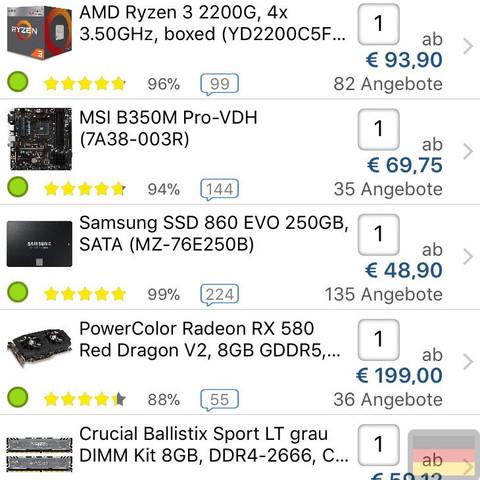 Reichen 8 GB ? - (Computer, PC, Gaming)