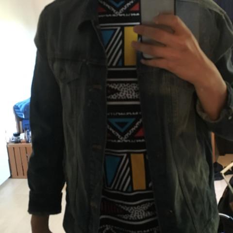 Hier sieht mann die beiden - (Style, Jeans, Jeansjacke)