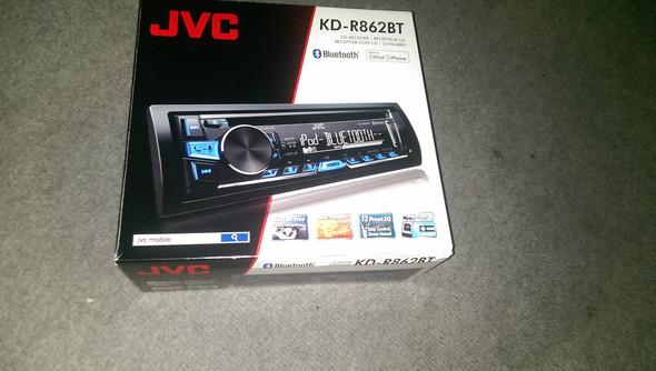 JVC - (Musik, Auto, Adapter)