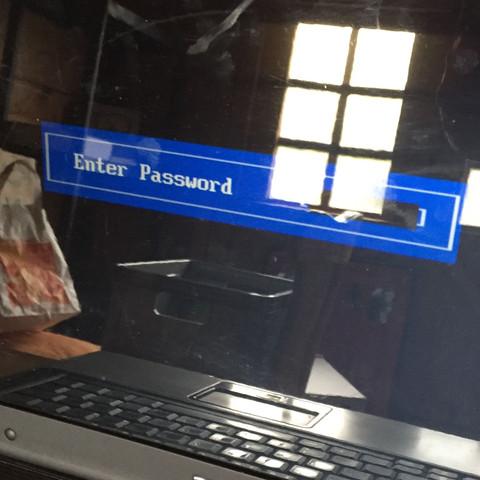 Passworteingabe - (Computer, Passwort, Bios)