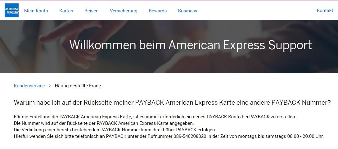 payback amex karte neues payback konto handy smartphone kreditkarte. Black Bedroom Furniture Sets. Home Design Ideas