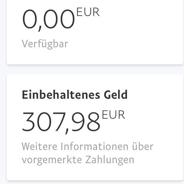 Paypal Betrag Offen