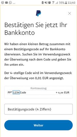 Paypal Benutzen