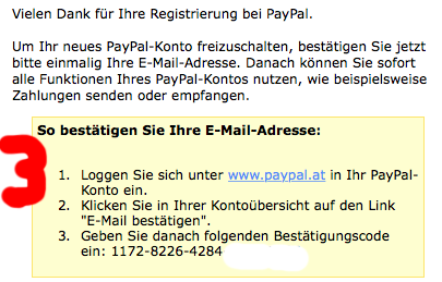 bild 3 - (PayPal, Email, bestaetigen)
