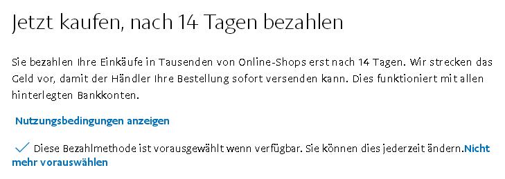 Paypal Zahlung In 14 Tagen Shops : paypal hat jetzt kaufen nach 14 tagen zahlen nachteile und hat geld auf paypal konto liegen ~ Watch28wear.com Haus und Dekorationen