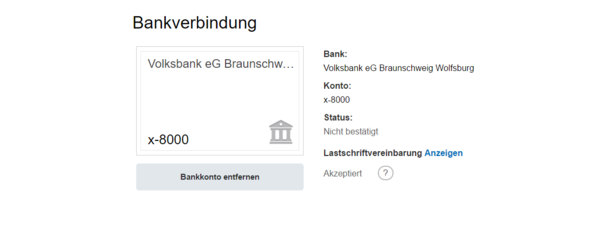 Hier fehlts auch noch. - (online, PayPal)
