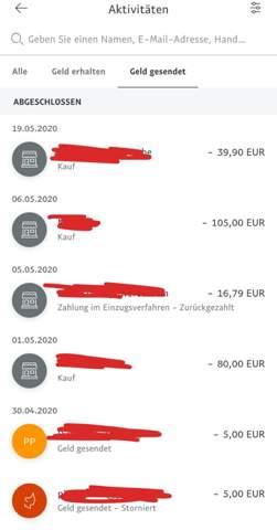 Paypal Lastschrift Wieder Freischalten