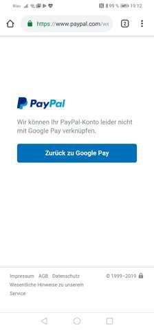 Warum Funktioniert Paypal Nicht
