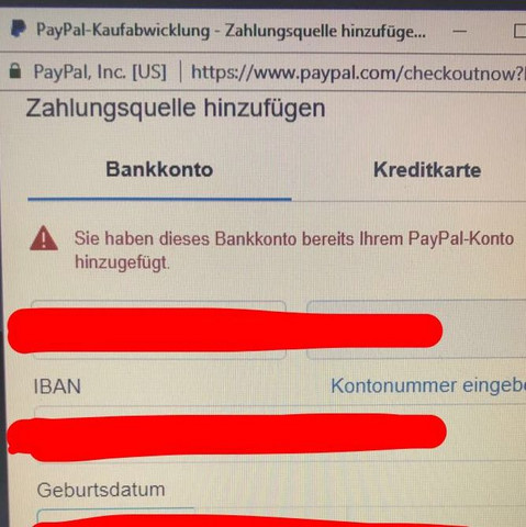 Apple Zahlungsmethode Paypal Geht Nicht