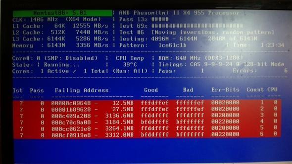 Dass sind die fehlermeldungen - (Computer, PC, Absturz)