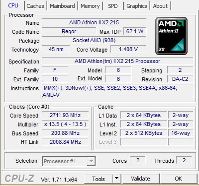 Cpu - (Computer, PC, AMD)