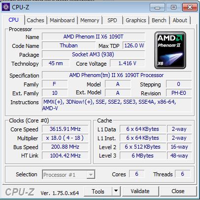 Cpu - (PC, Strom, RAM)
