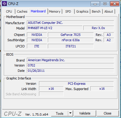 Mainboard - (PC, Strom, RAM)
