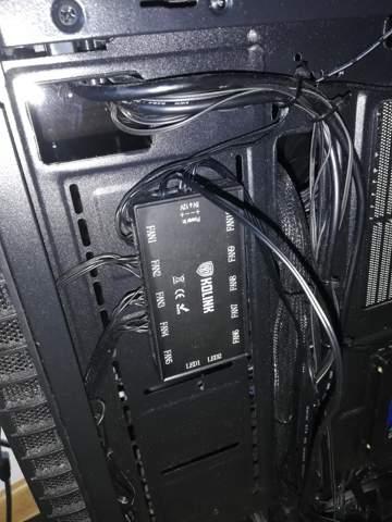 PC Fanhub/RGBHub funktioniert nicht mehr?