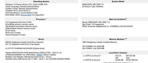 System - (PC, Grafikkarte, PC aufrüsten)