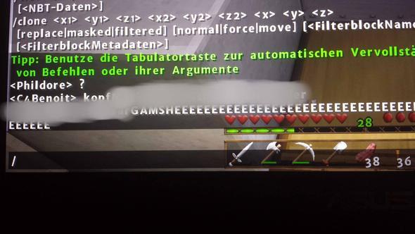 Minecraft... - (PC, Software, Hardware)