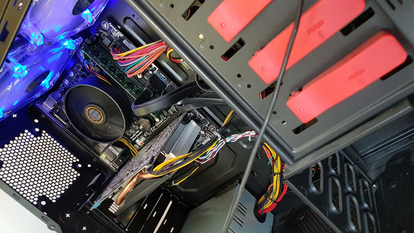 Obere lüfter - (Computer, PC, Lüfter)