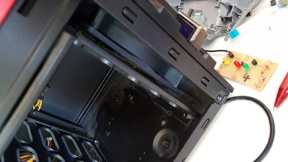 Front lüfter - (Computer, PC, Lüfter)