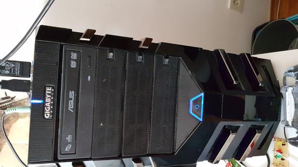 Vorne - (Computer, PC, Lüfter)