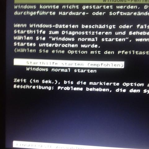 Bild 1  - (Computer, PC, Windows 7)